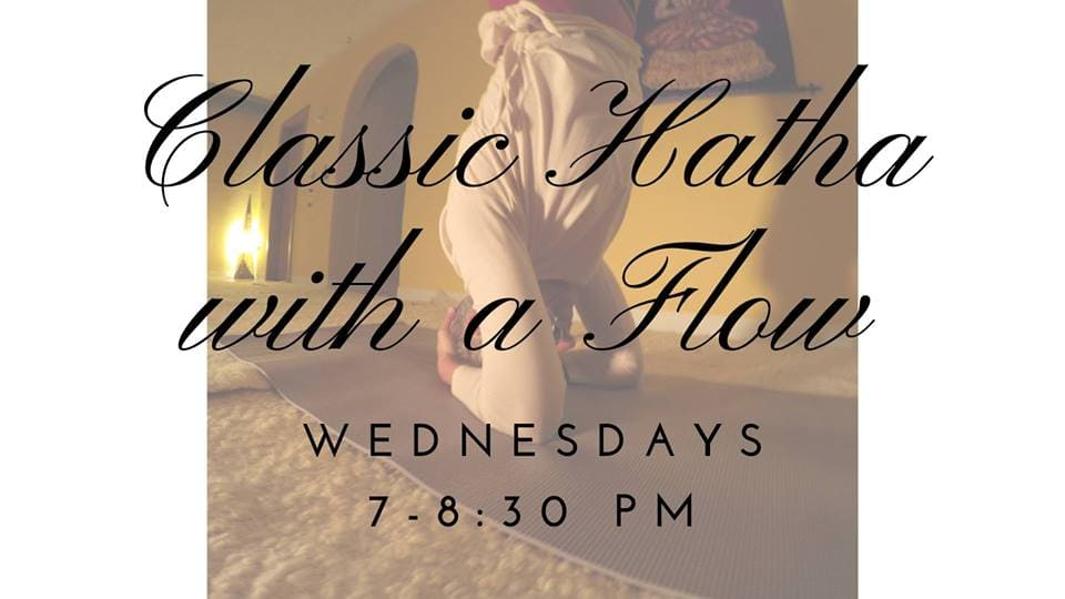 All events for Classic Hatha with a Flow – Intermediate Yoga