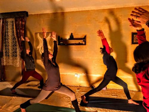 Advanced Hatha Yoga Class