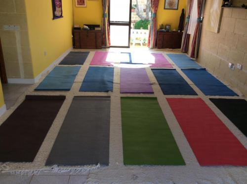 Indoor Yoga Studio & Workshop Space